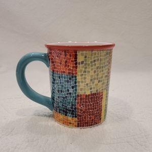 Starbucks Mosaic Barista Mug